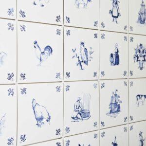 ixxi Royal Delft special 100 pcs
