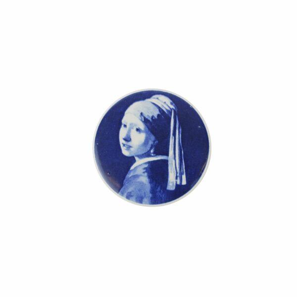 Magnet Vermeer Girl with pearl earring
