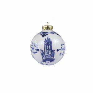 Christmas ball Delft