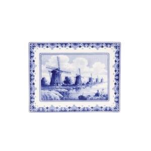 Plate windmills Kinderdijk