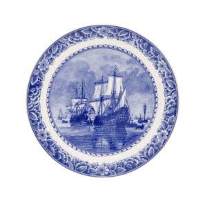 Plate Ships v.d. Velde
