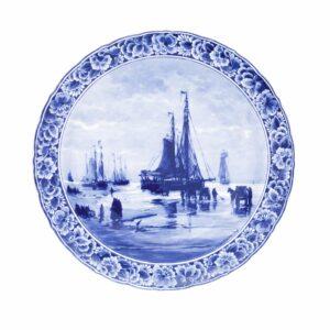 Plate ships Mesdag