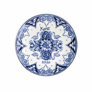 Christmas plate 2020 small