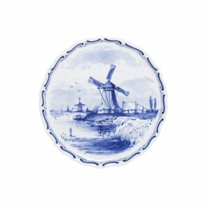 Plate windmill