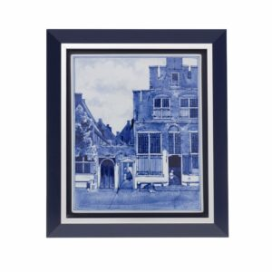 Tilepainting Street Vermeer