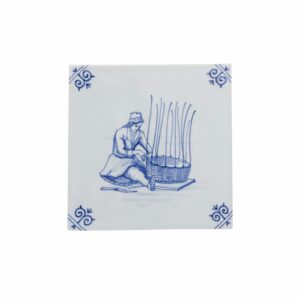 Tile basket maker