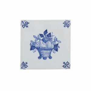 Tile fruitbasket