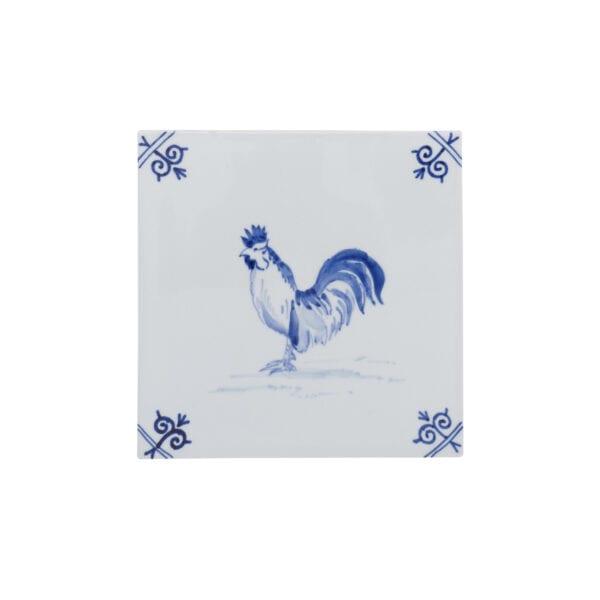 Tile farm rooster