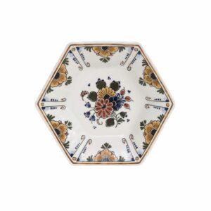Dish hexagon