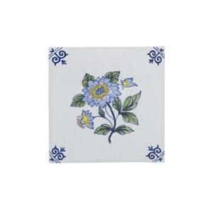 Tile flower