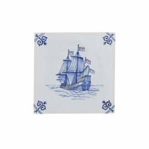 Tile ship