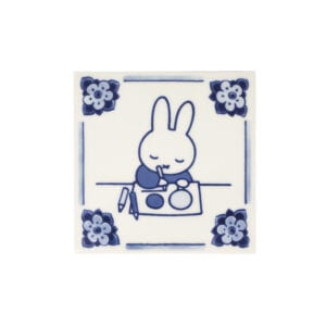 Tile miffy coloring