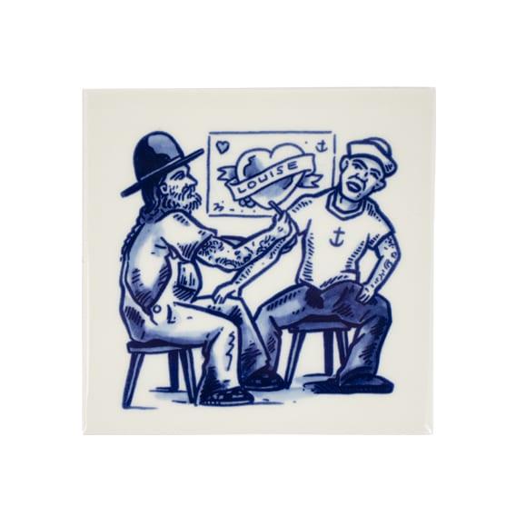 Tile Tattoo Shop