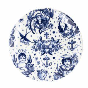 Plate 'Love'