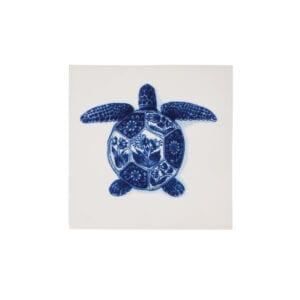 Tile Wunderkammer Turtle 0