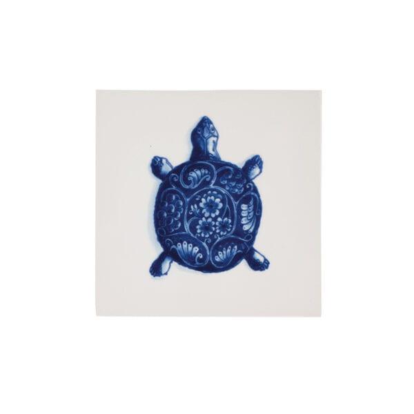 Tile Wunderkammer Turtle 03