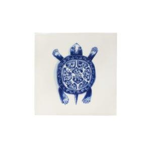 Tile Wunderkammer Turtle 01