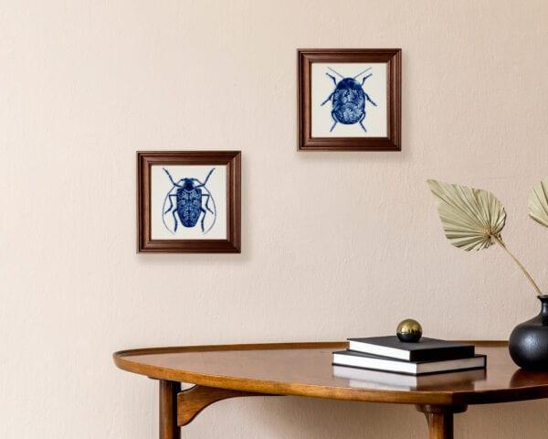 Tile Wunderkammer Bug 06