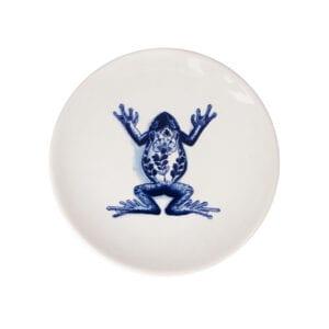 Plate 20cm Wunderkammer Frog