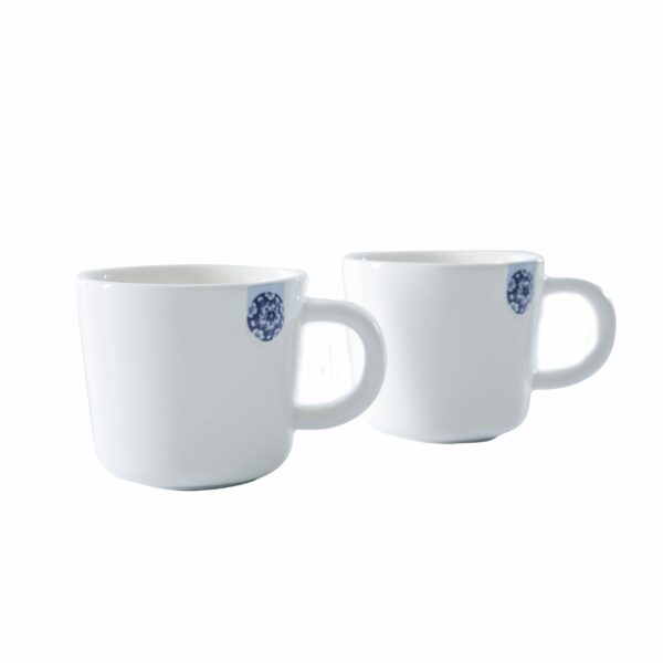 Touch of Blue Mug S (set of 2)