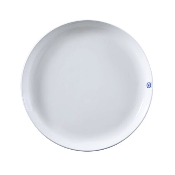 Touch of Blue Plate XL