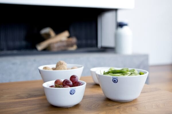 Touch of Blue Bowls (set of 3)
