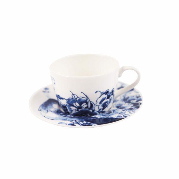 Tea/cappuccino cup & saucer