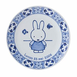 Plate special miffy