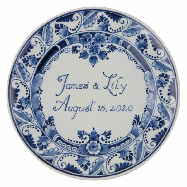 Create your own plate 6/6