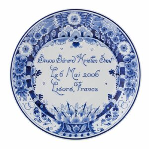 Plate special nr. 1