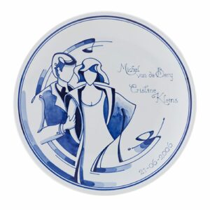 Plate mariage NDG